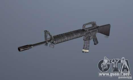 Grims weapon pack3 para GTA San Andreas octavo de pantalla