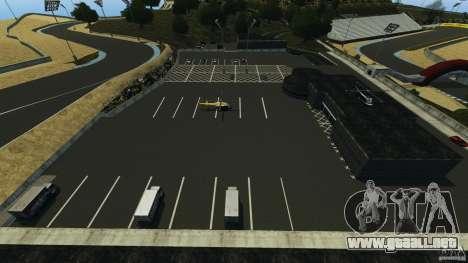 Laguna Seca [Final] [HD] para GTA 4 sexto de pantalla