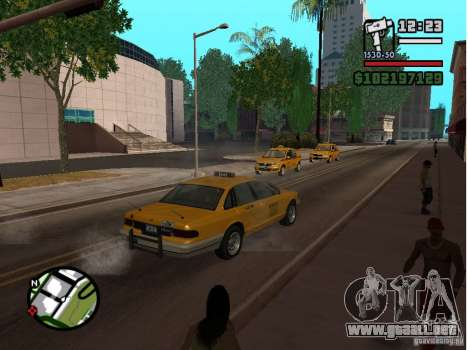 Project Oblivion 2007 para GTA San Andreas tercera pantalla