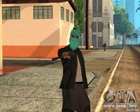 Beta Peds para GTA San Andreas sexta pantalla