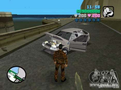 VAZ-2112 para GTA Vice City visión correcta