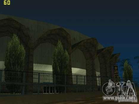 GTA SA IV Los Santos Re-Textured Ciy para GTA San Andreas tercera pantalla