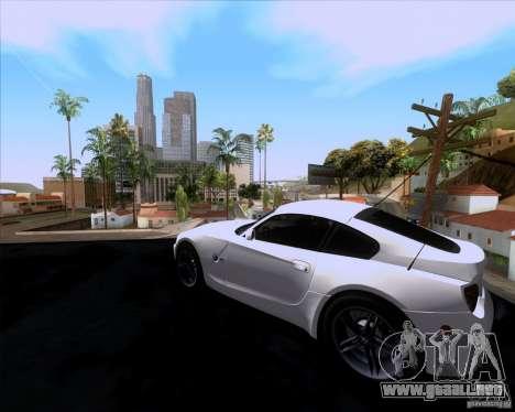 BMW Z4 M Coupe para GTA San Andreas left