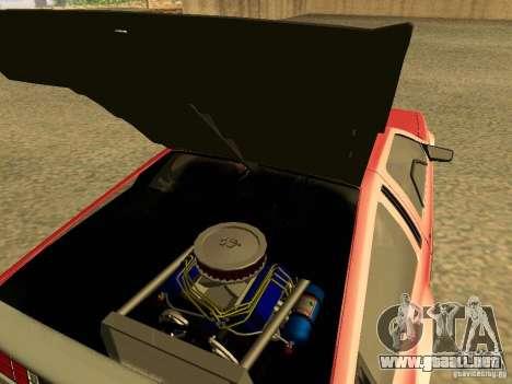 DeLorean DMC-12 V8 para GTA San Andreas left