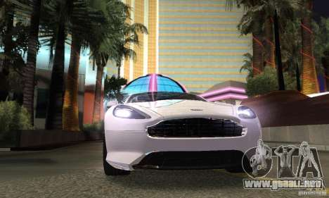 ENBSeries by dyu6 para GTA San Andreas tercera pantalla