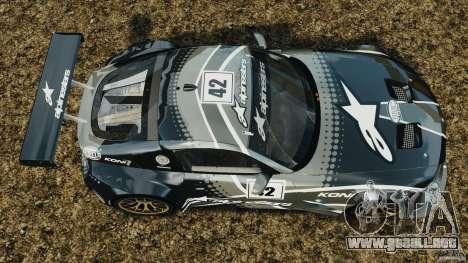 BMW Z4 M Coupe Motorsport para GTA 4 visión correcta