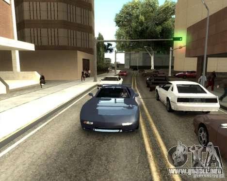 ENBSeries by Sashka911 v3 para GTA San Andreas tercera pantalla