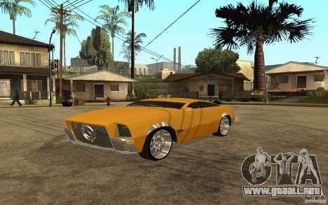 MGC Phantom para GTA San Andreas