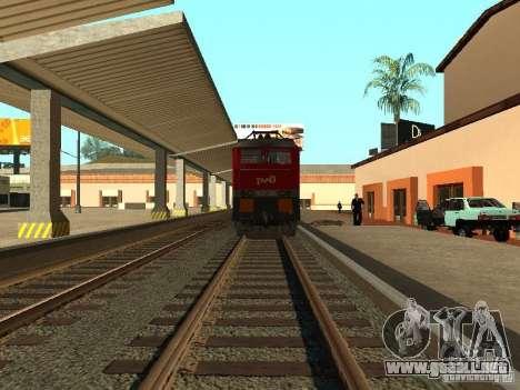 Cs7 CFR 233 para la visión correcta GTA San Andreas