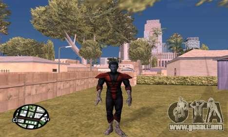 Nightcrawler Skins Pack para GTA San Andreas tercera pantalla