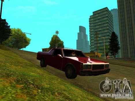 Picador para GTA San Andreas left