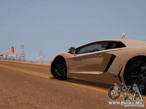 SA_NGGE ENBSeries v1.2 versión jugable para GTA San Andreas tercera pantalla