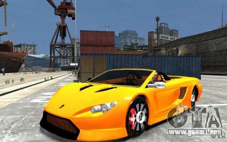 K1 Attack Concept para GTA 4