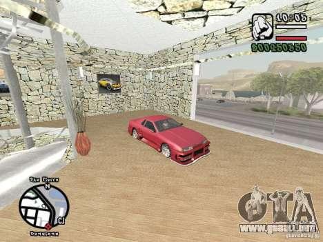 Dodge Salon para GTA San Andreas