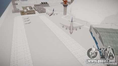 ICE IV para GTA 4 sexto de pantalla