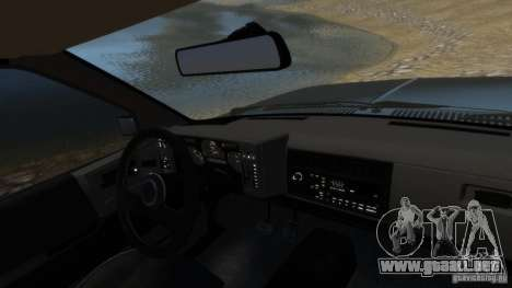 GMC Typhoon 1993 v1.0 para GTA 4 vista lateral