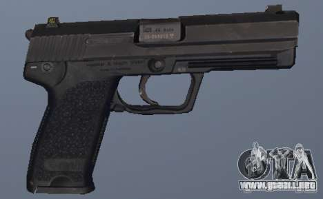USP .45 para GTA San Andreas