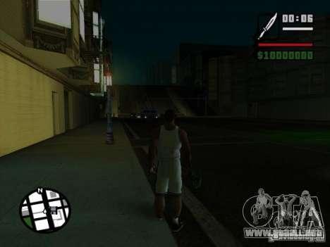 Sueño para GTA San Andreas