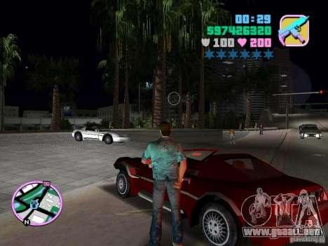 Phobos VT de Gta Liberty City Stories para GTA Vice City vista lateral izquierdo