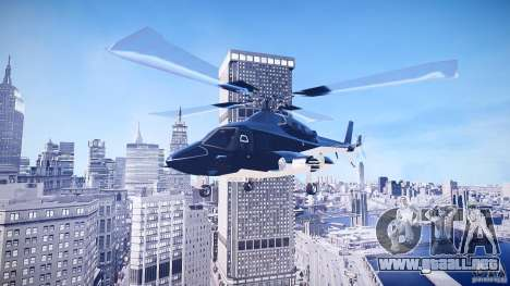 Airwolf v1.0 para GTA 4