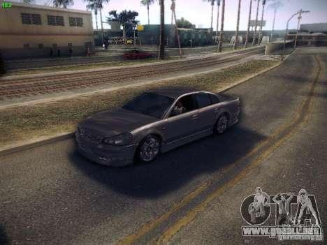 Todas Ruas v3.0 (Los Santos) para GTA San Andreas sucesivamente de pantalla