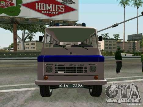 Zuk A-1805 para la visión correcta GTA San Andreas