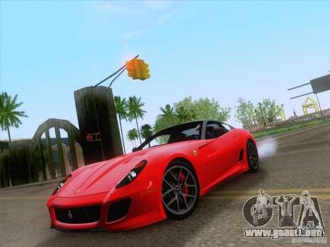 Realistic Graphics HD 5.0 Final para GTA San Andreas sexta pantalla