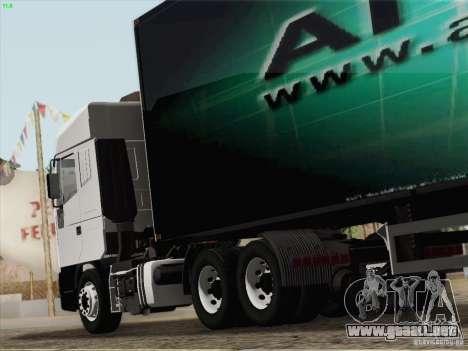 Iveco Eurostar para la visión correcta GTA San Andreas