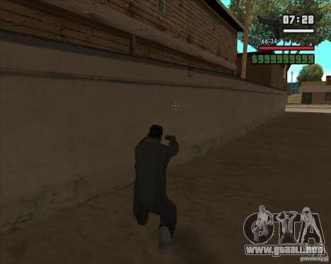Beretta M92FS HD para GTA San Andreas segunda pantalla