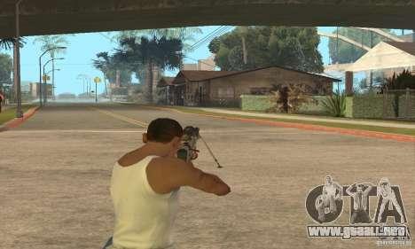 Intervenšn de Call Of Duty Modern Warfare 2 para GTA San Andreas séptima pantalla