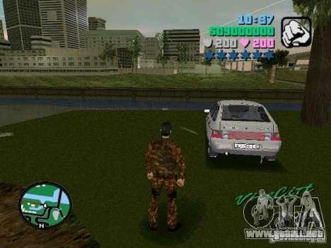 VAZ-2112 para GTA Vice City left