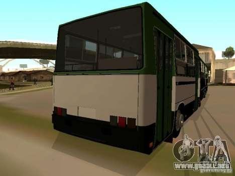 IKARUS 280 33M para la visión correcta GTA San Andreas