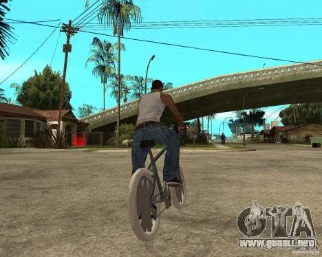 Kona Kowan texture para GTA San Andreas vista posterior izquierda