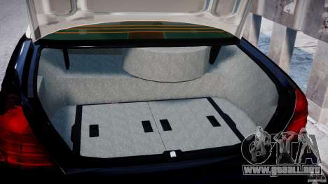 Ford Crown Victoria Massachusetts Police [ELS] para GTA 4 vista interior