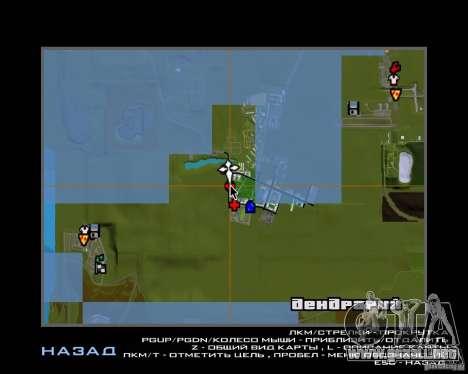 Flota en Anaheim para GTA San Andreas sexta pantalla