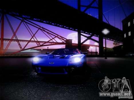 Realistic Graphics 2012 para GTA San Andreas quinta pantalla