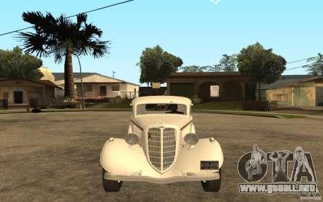 GAS M415 para la visión correcta GTA San Andreas