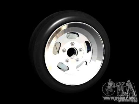 Old School Rims Pack para GTA San Andreas tercera pantalla
