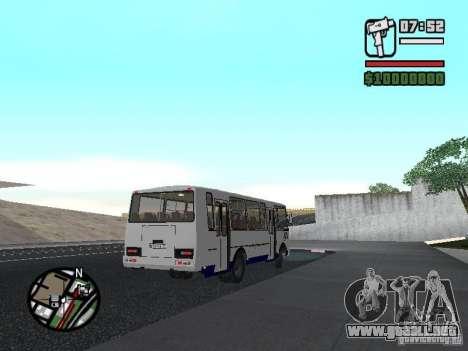 SURCO 4234 v1 para la visión correcta GTA San Andreas