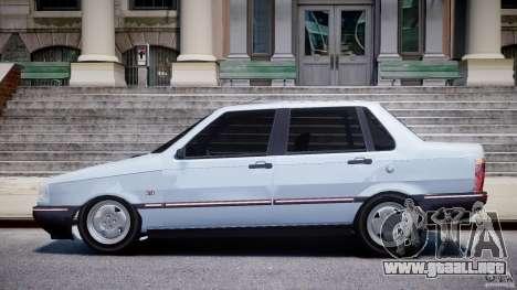 Fiat Duna 1.6 SCL [Beta] para GTA 4 left
