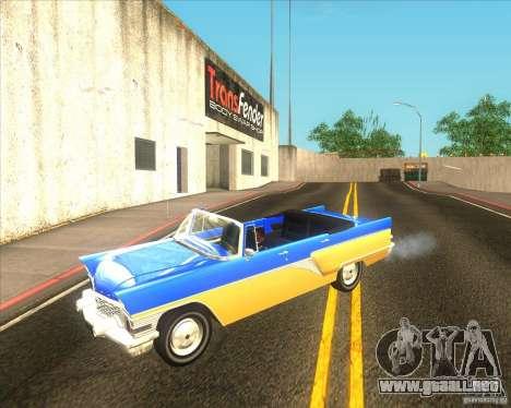 GAZ Chaika 13B para GTA San Andreas