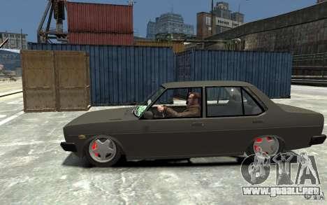 Tofas 131 Sahin para GTA 4 left