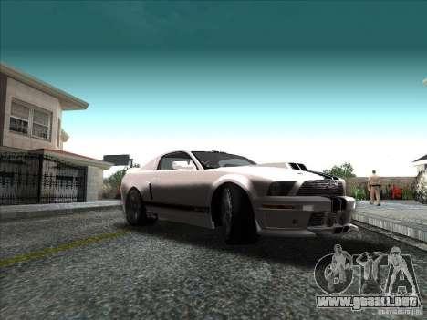 ENBseries v0.075 v3 para GTA San Andreas tercera pantalla