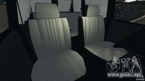 Vaz-2104 [Final] para GTA 4 vista interior