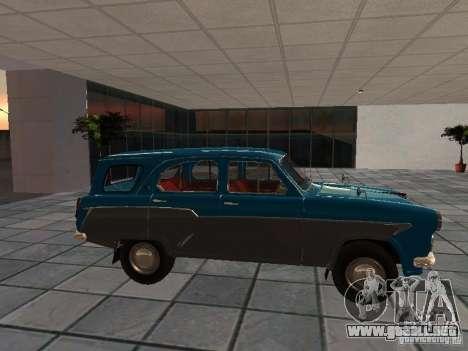Moskvitch 423 para GTA San Andreas left