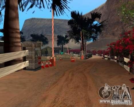 Modern Bone Country para GTA San Andreas tercera pantalla