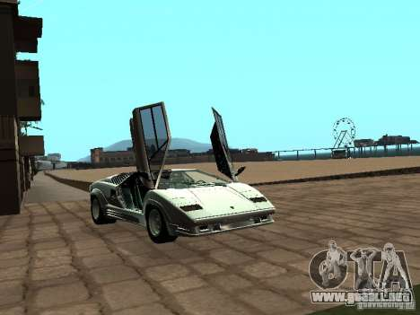 Lamborghini Countach 25th para GTA San Andreas