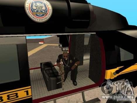 GTA 4 Annihilator editable para la visión correcta GTA San Andreas