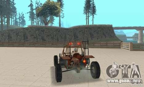 Half-Life Buggy para GTA San Andreas left