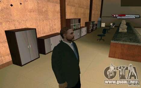 Mayor HD para GTA San Andreas tercera pantalla